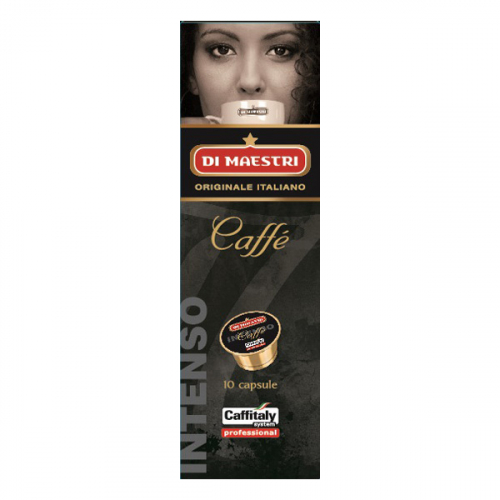 Капсулы для кофемашин Caffitaly Di Maestri Caffe Intenso
