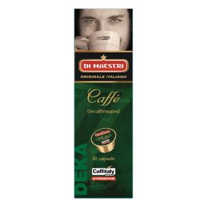 Капсулы для кофемашин Caffitaly Di Maestri Caffe Deka