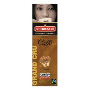 Капсулы для кофемашин Caffitaly Di Maestri Caffe Grand Cru