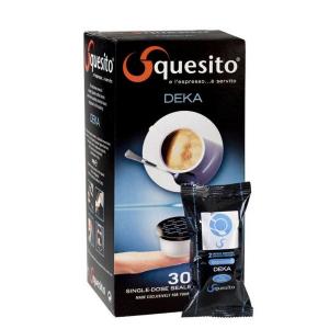 Капсулы для кофемашин Squesito Deka
