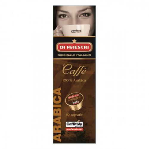 Капсулы для кофемашин Caffitaly Di Maestri Caffe Arabica