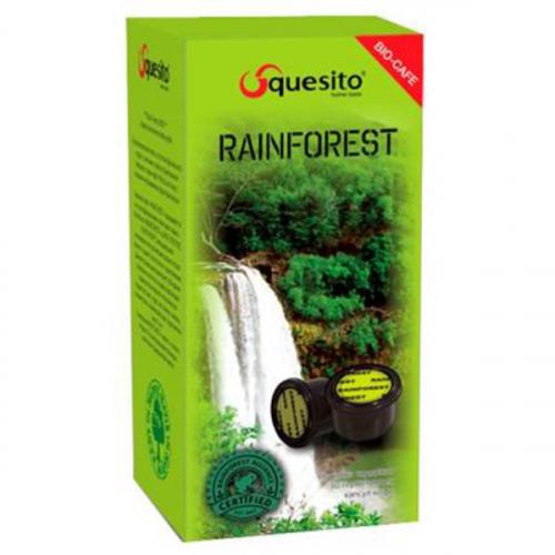 Капсулы для кофемашин Rainforest