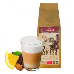 Кофе зерновой Di Maestri Сорт Sicilia (Сицилия) 250 г